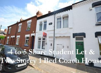 6 bed terraced house for sale in Edward Road, Leicester LE2