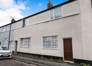 Thumbnail 3 bed terraced house for sale in Booth Street, Congleton