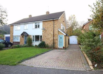 Thumbnail 3 bed semi-detached house for sale in Crowhurst Road, Borough Green, Sevenoaks