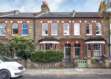 Thumbnail 3 bed terraced house for sale in Fawe Park Road, Putney, London