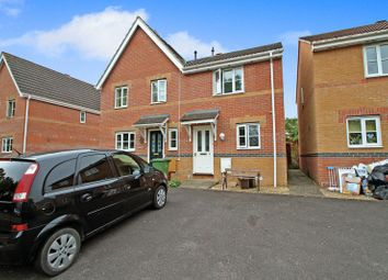 Thumbnail 2 bed semi-detached house for sale in Moorland Road, Street