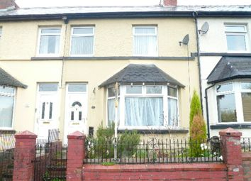 Thumbnail 3 bed terraced house to rent in Kingsley Terrace, Aberfan, Merthyr Tydfil