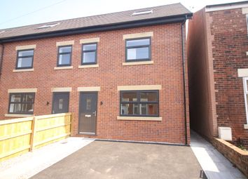 3 bed town house for sale in Thorn Street, Preston PR1