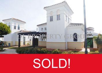 Thumbnail Villa for sale in La Torre Golf Resort, Torre-Pacheco, Murcia, Spain