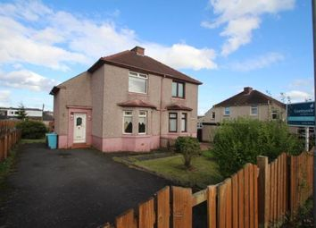 Thumbnail 2 bed semi-detached house for sale in Livingston Place, Airdrie, North Lanarkshire