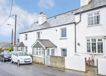 Thumbnail 2 bed terraced house for sale in Marhamchurch, Bude