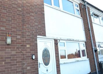 Thumbnail 2 bed maisonette for sale in West Way, Stafford