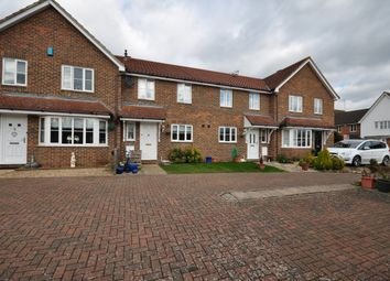 Thumbnail 3 bed terraced house to rent in Gascoyne Close, Bearsted, Maidstone