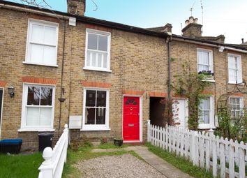 Thumbnail 2 bed terraced house for sale in Grosvenor Road, Twickenham