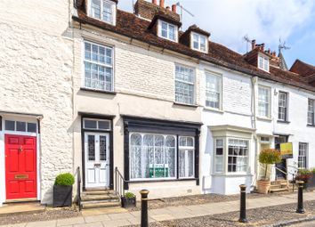 Thumbnail 3 bed terraced house for sale in The Green, High Street, Brasted, Westerham