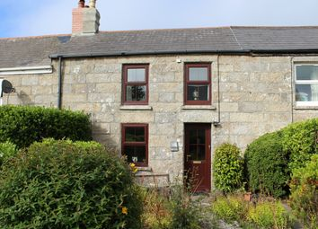 Thumbnail 3 bed cottage for sale in St. Johns Terrace, Pendeen