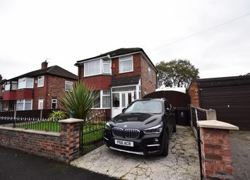 Thumbnail 3 bed detached house for sale in Ashton Crescent, Chadderton, Oldham
