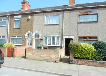 Thumbnail 3 bed terraced house for sale in Phelps Street, Cleethorpes