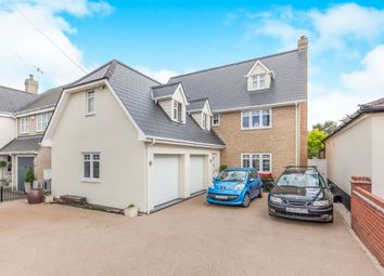 Thumbnail 6 bed detached house for sale in Mersea Avenue, West Mersea, Colchester