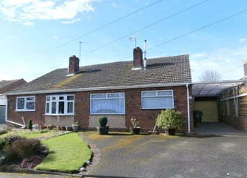 Thumbnail 3 bed semi-detached bungalow for sale in Mayhurst Close, Hollywood, Birmingham