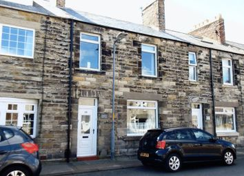 Thumbnail 3 bed terraced house for sale in Ladbroke Street, Amble, Morpeth