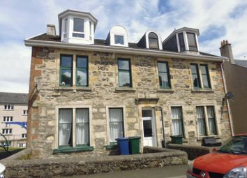 Thumbnail 2 bed flat for sale in Flat 2/2, 74, Ardbeg Road, Rothesay, Isle Of Bute
