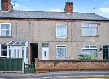 Thumbnail 2 bed terraced house for sale in Portland Road, Selston, Nottingham, Nottinghamshire