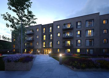 Thumbnail 1 bed flat for sale in Laurence Court, Saxon Square, Luton, Bedfordshire