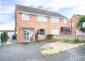 Thumbnail 3 bed semi-detached house for sale in Delabere Road, Bishops Cleeve, Cheltenham