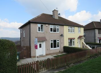 Thumbnail 3 bedroom semi-detached house for sale in Tinderley Grove, Almondbury, Huddersfield