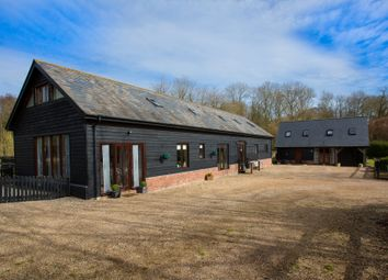 Thumbnail 5 bed detached house for sale in Suffolk, Great Finborough, Near Stowmarket Equestrian