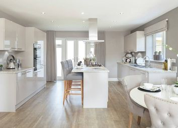 "Thumbnail 4 bed detached house for sale in ""The Osmore"" at Calais Dene, Bampton"