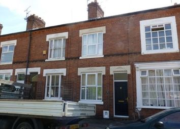 Thumbnail 2 bed terraced house to rent in Howard Road, Leicester