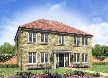 "Thumbnail 5 bed detached house for sale in ""The Portland "" at Humberston Avenue, Humberston, Grimsby"