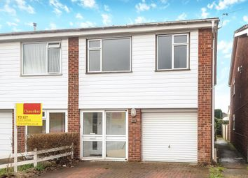 Thumbnail 3 bedroom end terrace house to rent in Winterborne Road, Abingdon