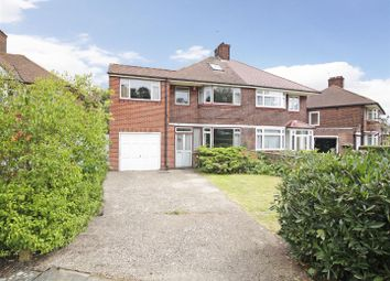 3 bed semi-detached house for sale in Mereworth Drive, London SE18
