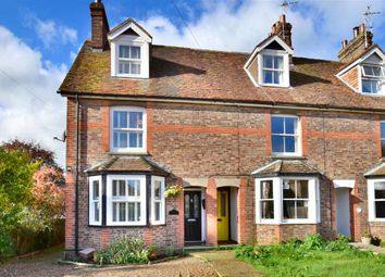 Thumbnail 3 bed end terrace house for sale in Albion Road, Marden, Kent