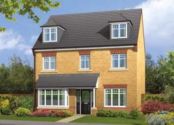 Thumbnail 4 bed detached house for sale in Bedford Farm Court, Crofton, Wakefield