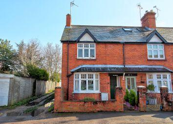 Kingsbridge Road, Newbury RG14. 3 bed end terrace house