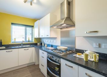 Thumbnail 3 bed semi-detached house for sale in Romney Way, Worcester