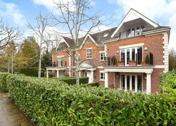Thumbnail 2 bed flat for sale in Two Bedroom Apartment For Sale, Dorchester Mansions, Cross Road, Sunningdale