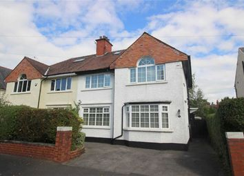 Thumbnail 3 bed semi-detached house for sale in Manor Avenue, Fulwood, Preston
