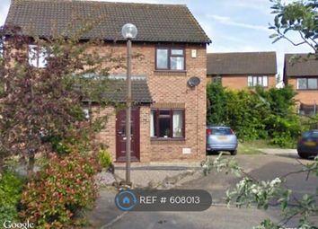 Thumbnail 2 bed semi-detached house to rent in Edgecote, Milton Keynes