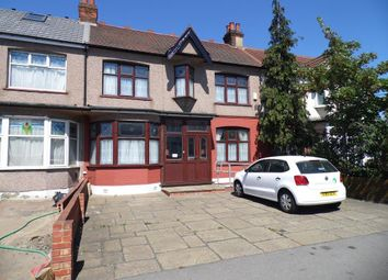 Thumbnail 4 bed terraced house to rent in Eastern Avenue, Ilford
