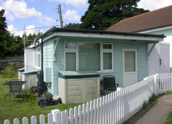 Thumbnail 2 bed property for sale in 22 Clear Springs Chalet Park, Low Road, Dovercourt, Essex