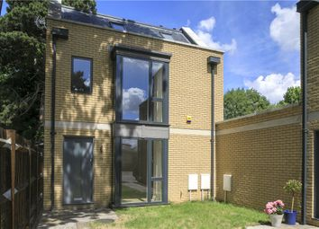 Thumbnail 4 bed link-detached house for sale in Abbott Avenue, Raynes Park