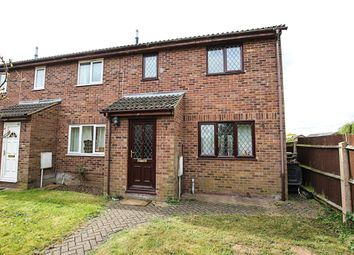 Thumbnail 3 bed end terrace house for sale in Lavender Close, Red Lodge