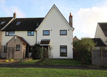 Thumbnail 3 bed end terrace house for sale in Swan Close, Martlesham Heath, Ipswich
