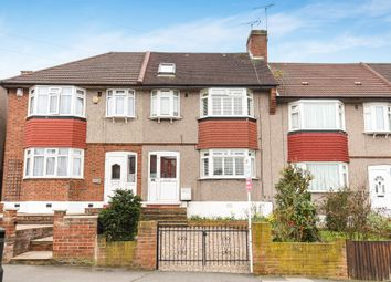 Thumbnail 4 bed terraced house for sale in Hillcross Avenue, Morden