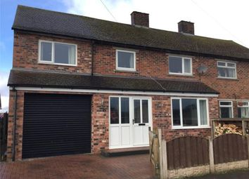 Thumbnail 4 bed semi-detached house for sale in Acre Close, Hayton, Brampton