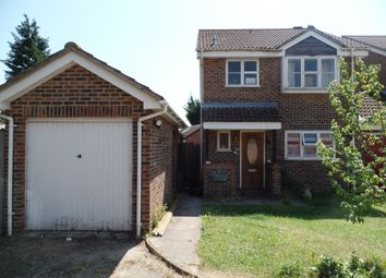 Thumbnail 3 bed link-detached house for sale in Fellowes Close, Hayes