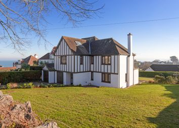 Thumbnail 5 bedroom detached house for sale in Manscombe Road, Torquay