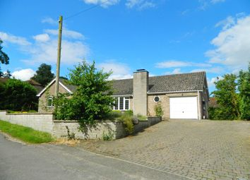 Thumbnail 3 bed detached bungalow for sale in Holmes Lane, Dunholme, Lincoln
