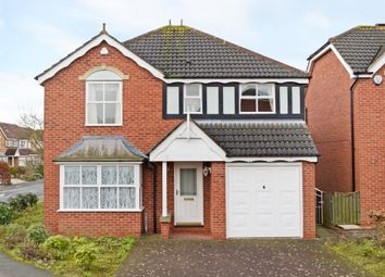 Thumbnail 4 bedroom detached house for sale in Millfield Gardens, Nether Poppleton, York