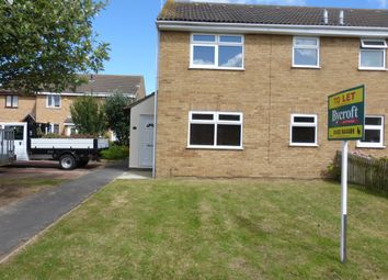 Thumbnail 1 bedroom end terrace house to rent in Rockall Way, Caister-On-Sea, Great Yarmouth